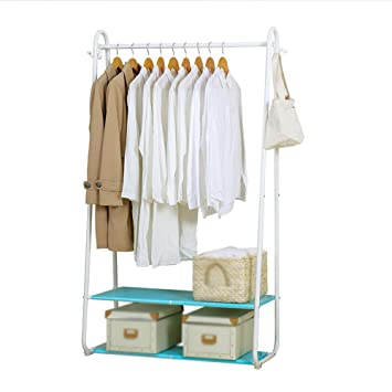 Clothes hat shelf Perchero/Perchero de Doble Piso Perchero ...