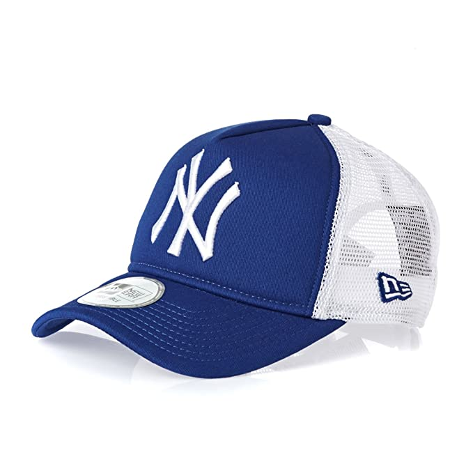Gorra Trucker MLB Clean NY by NEW ERA gorra de mallagorra camionero (talla única -