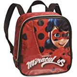 Lancheira Ladybug Miraculous Sup Pacific Vermelho 966G11