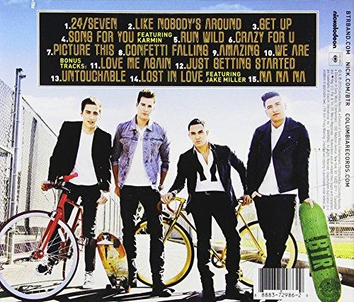 big time rush 24 seven album download free