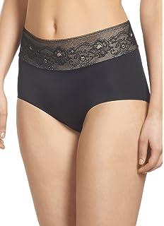 bebf77d95d66 Jockey Women's Underwear Slimmers Side Lace Brief at Amazon Women's ...