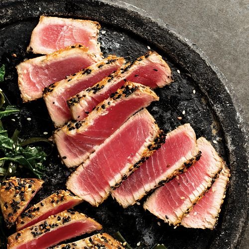 Omaha Steaks 6 (6 oz.) Yellowfin Tuna Steaks