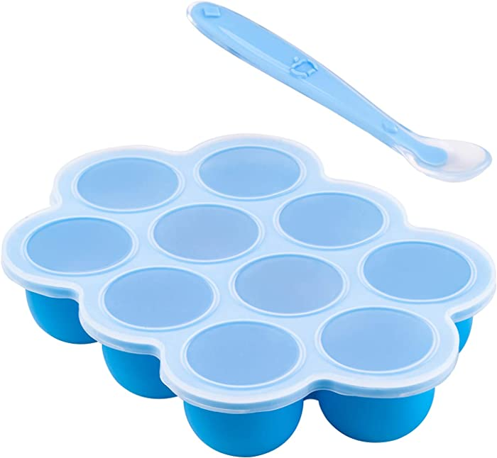 Updated 2021 – Top 10 Silicone Baby Food Freezer Trays With Lid