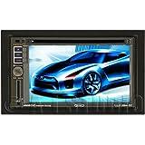 JENSEN VM9424 6.2-Inch Double-DIN Multimedia Navigation Receiver