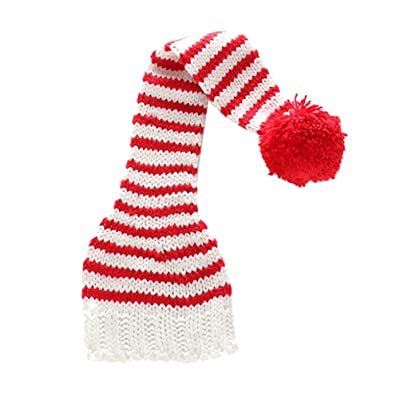 Zhhlinyuan Newborn Baby Photography Photo Props Beanie Hat Boy Girl Crochet Costume XDT-472