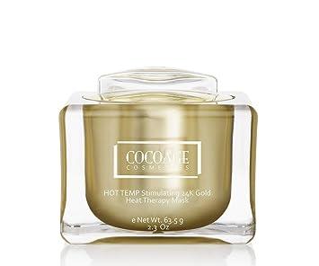 Amazon.com: Cocoàge Cosmetics Máscara de terapia térmica de ...