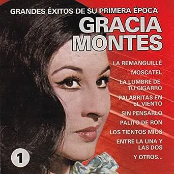 Grandes Éxitos de Su Primera Época Vol. 1 de Gracia Montes en ...