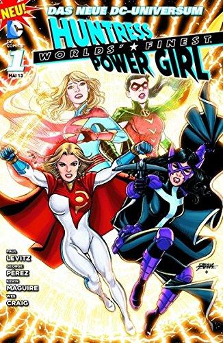 Worlds' Finest: Huntress & Power Girl, Bd. 1