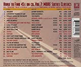 Hard To Find 45s on CD, Volume 7: More 60's Classics