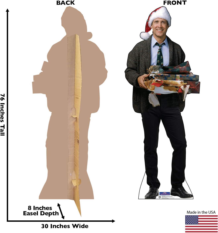 Cardboard People Clark Griswold Lebensgr/ö/ße Pappaufsteller Standup 1989 Film National Lampoon s Christmas Holiday