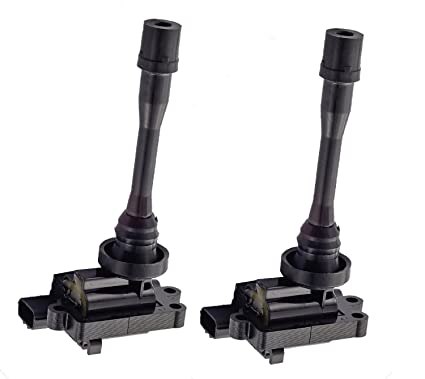 Set of 2 Ignition Coil for 1999-2003 Mitsubishi Galant ES UF141 E593A 5C1091