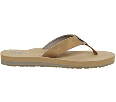 54b44bced TOMS Men's Carilo Flat Flip Flop Sandals 7 UK: Buy Online at Low Prices in  India - Amazon.in