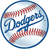 """LicensedMLB Los Angeles Dodgers Laminated Cutouts Decoration, Paper, 12"""""""