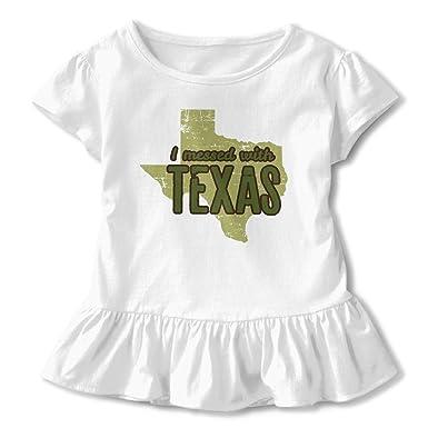 2uy3X6Pz Me metí con Las Faldas de bebé de Texas Vestido de ...