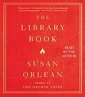 Book Cover: The Library Book