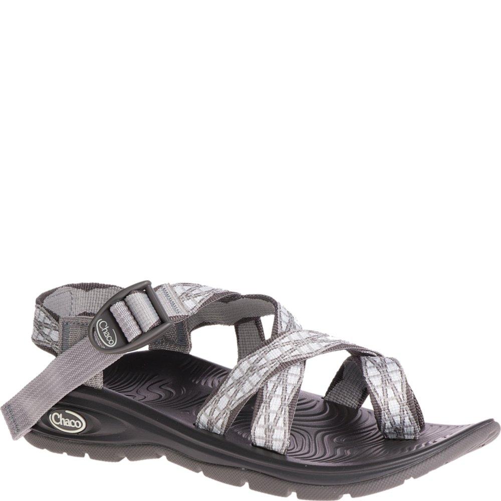 Chaco Women's Zvolv 2 Sport Sandal, Swell Nickel, 7 Medium US