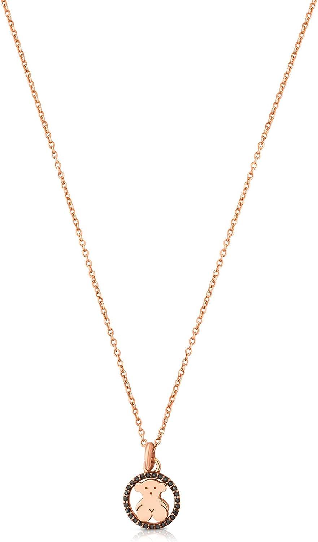 TOUS Collar con colgante Mujer vermeil - 712164690