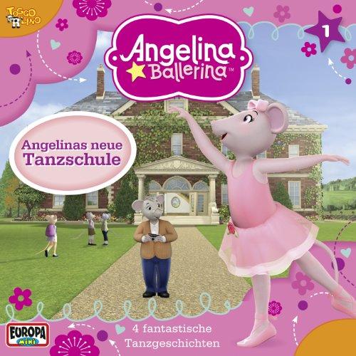 angelina ballerina cd