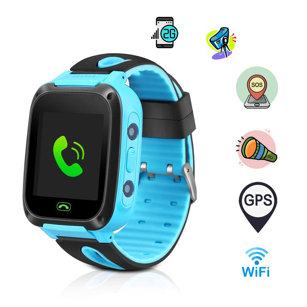 SeTracker Kids Micro Sim Card Support Smart Phone Control Smartwatch