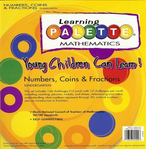 Young Children Can Learn! Numbers, Coins, & Fractions: Kindergarten ()