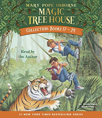 Magic Tree House Collection: Books 17-24 (Magic Tree House (R))