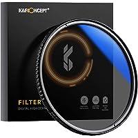 K&F Concept 72MM CPL Filter Ultra Slim Japan Optics Multi Coated Circular Polarizer Polarized Lens Filter