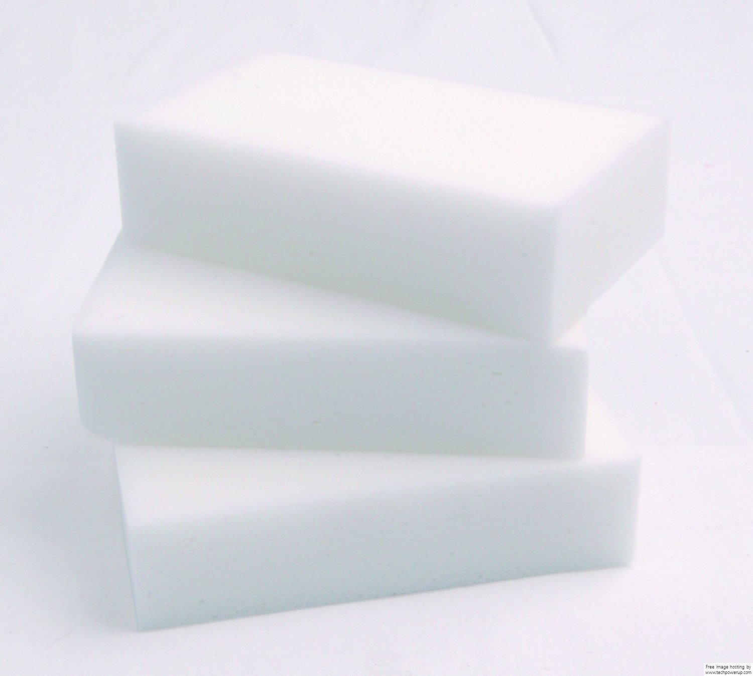 3x 10 Magic Eraser Sponges - For Chemical Free Stain and Mark Removal.