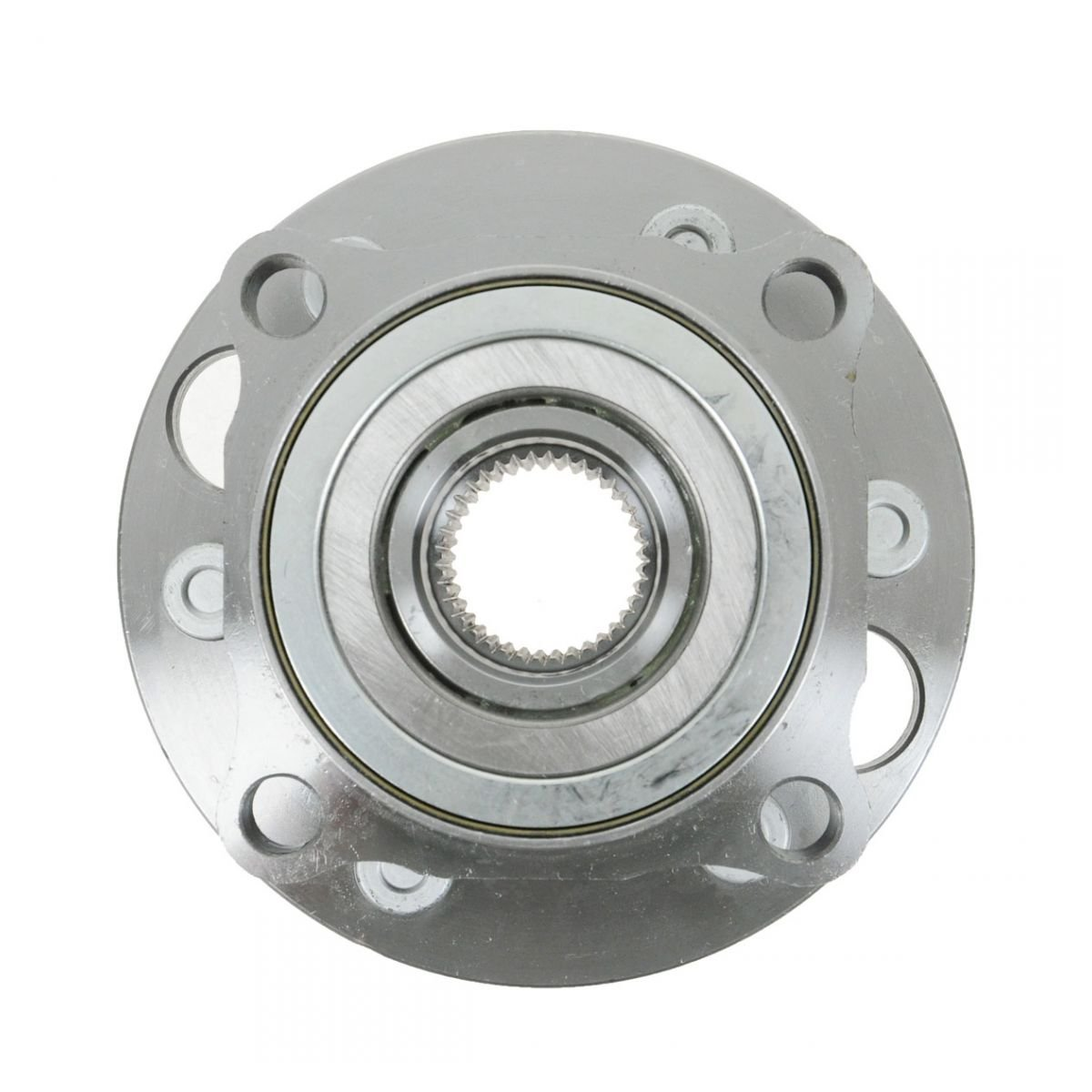 Rear Wheel Hub /& Bearing for 02-05 Chevy GMC Truck 4WS