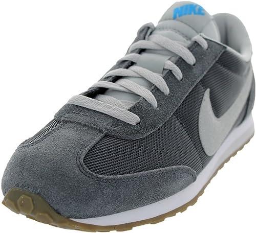 NIKE grey 'Mach Runner' trainers-9