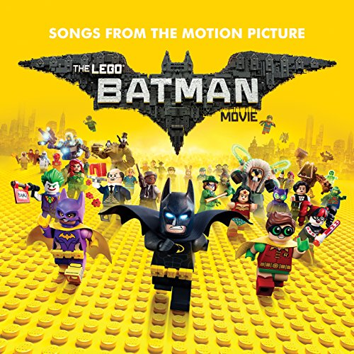 The Lego Batman Movie: Songs From The Motion Picture at Gotham City Store