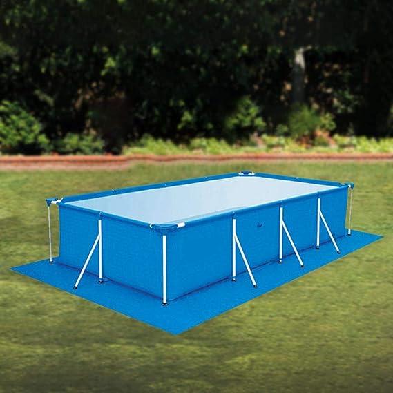 Somedays Pool Ground Cloth Cloth Ground Cloth para Piscinas hinchables Piscinas para niños Azul: Amazon.es: Deportes y aire libre
