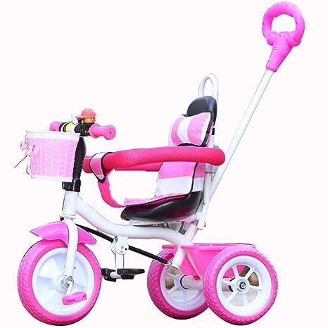 Axdwfd Bici Per Bambini Triciclo Per Bambini Con Manico Per Bambini