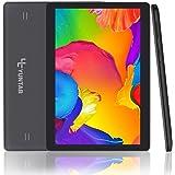 Yuntab K107 10.1 Inch Quad Core CPU MT6580 Cortex A7 Android 5.1,Unlocked Smartphone Phablet Tablet PC,1G+16G,HD 800x1280,Dual Camera,IPS,WiFi,Bluetooth,G-sensor,GPS,Support 3G Dual SIM Card(Black)