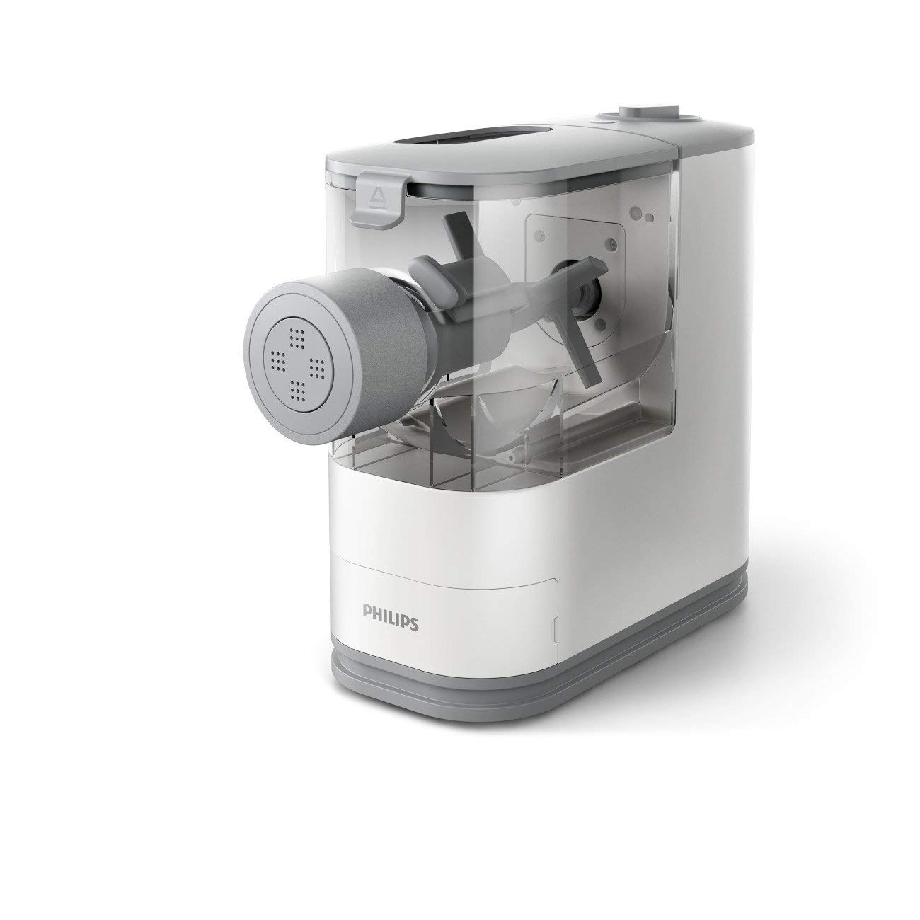 Philips Pasta Maker Compact HR2370/05 White