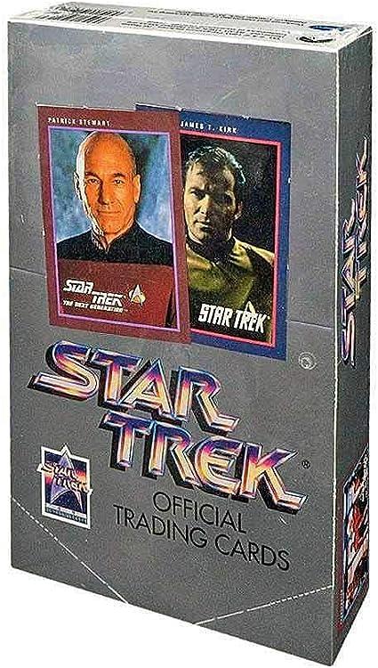 Star Trek Official Trading Cards Series II 1991 Sealed Set