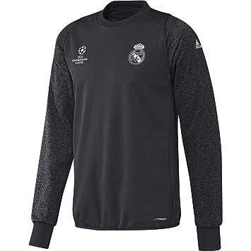adidas Real Madrid Sweatshirt Real Madrid C.F. pour Homme  Amazon.fr ... c38a7e83711f7