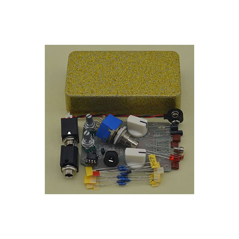 ttone-diy-compressor-effect-pedal