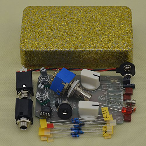 TTONE DIY Compressor Effect Pedal Guitar Stomp Pedals Kit