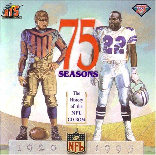 75 Seasons History NFL PC