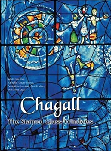 Amazoncom Chagall Stained Glass Windows 9780809106400 Sylvie