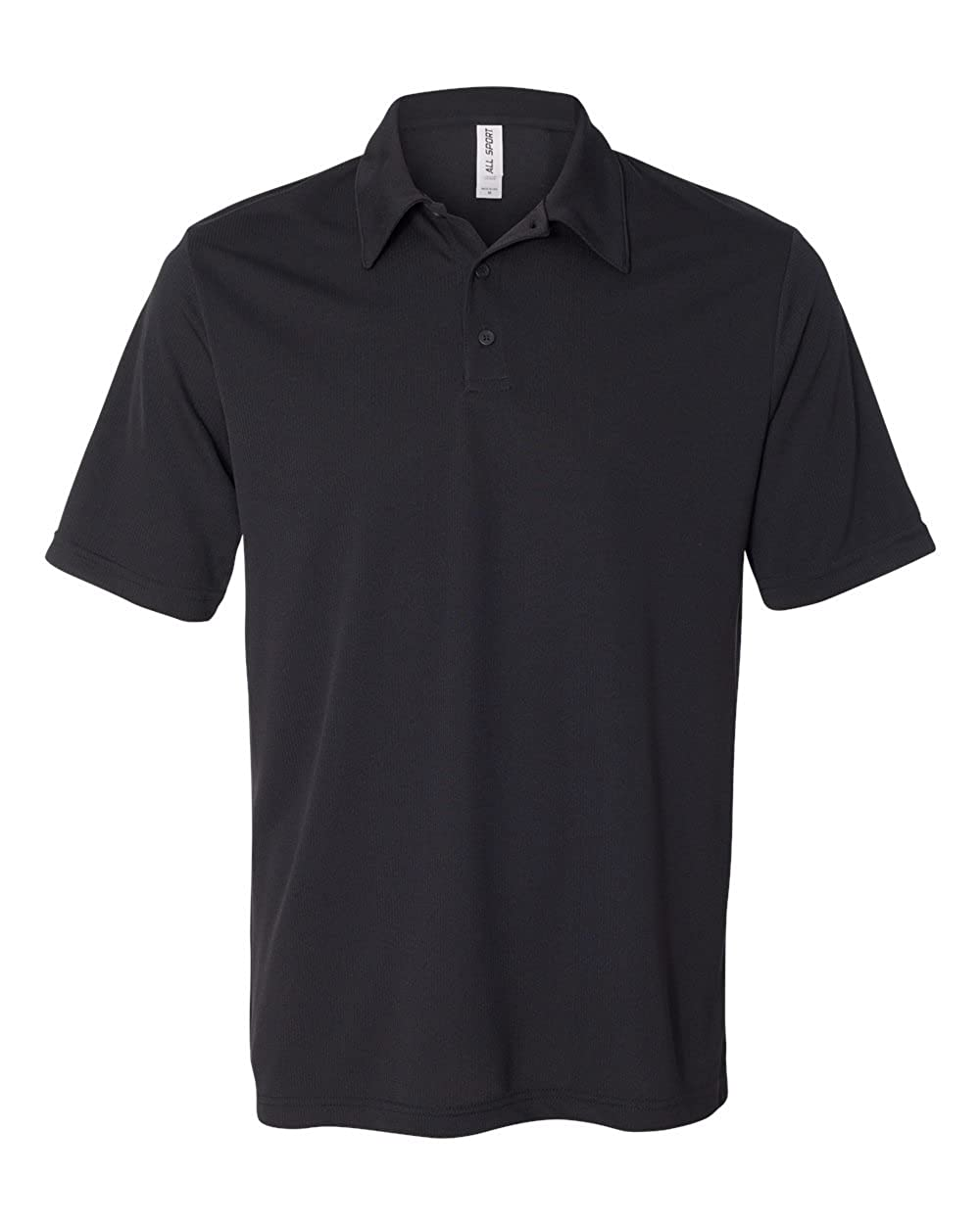 Alo Sport-Mens Performance 3-Button Mesh Polo-M1709