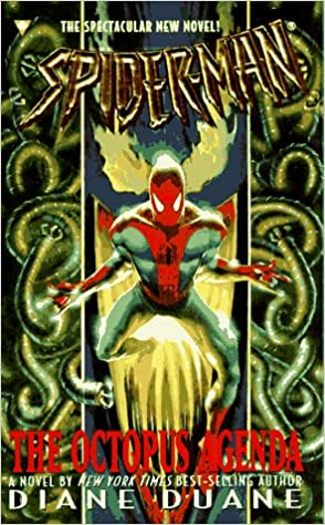 Spider man the octopus agenda diane duane 9781572972797 amazon spider man the octopus agenda diane duane 9781572972797 amazon books fandeluxe Image collections