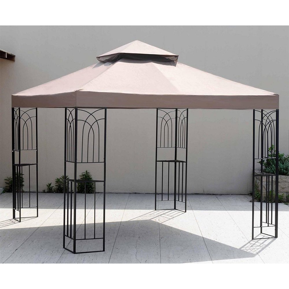 Sunjoy Replacement Canopy Set for 10x10ft OPP Gazebo