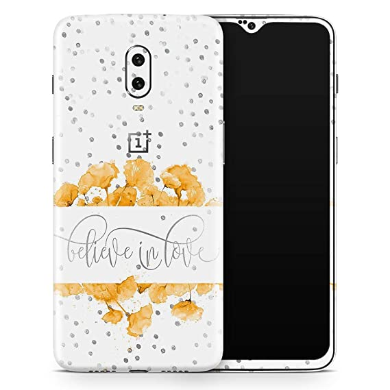 Amazon com: Karamfila Yellow & Gray Floral V9 - Design Skinz
