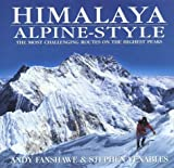 Himalaya Alpine-Style, Andy Fanshawe and Stephen Venables, 0898864569