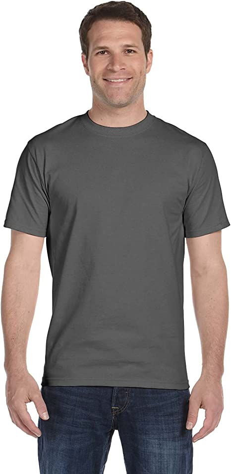 ComfortSoft Cotton T-Shirt Hanes 5.2 oz