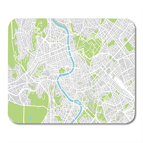 Amazon.com : Semtomn Gaming Mouse Pad Green Aerial City Map ... on map of rimini italy, map of perugia italy, map of molise italy, map of tropea italy, map of naples italy, map of treviso italy, map of palermo italy, map of milan italy, map of venice italy, map of viterbo italy, map of verona italy, map of salerno italy, map of tuscany italy, map of cremona italy, map of salina italy, map of pistoia italy, map of sardinia italy, map of la maddalena italy, map of chianti italy, map of alghero italy,