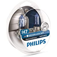 Philips Diamond Vision 5000K H7 autokoplamp-lampen (Twin Pack) 12972DVS2