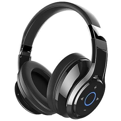 Auriculares inalámbricos Bluetooth Auriculares para Juegos de computadora de Graves Hi-Fi Estéreo Deportes Deportivos
