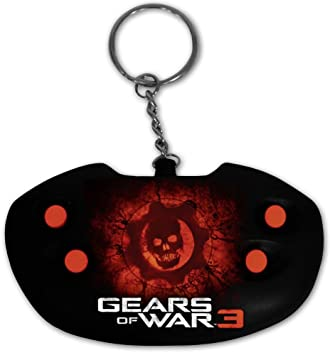 Llavero mando Gears of War. Con sonido: mit Soundfunktion ...